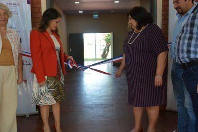 Nuevo pabellón en Centro Educativo Itauguá para facilitar la reinserción