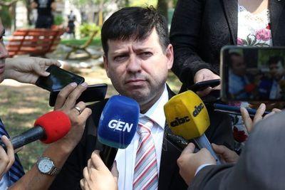Caso Meser: José Bogado pidió suspensión de audiencia