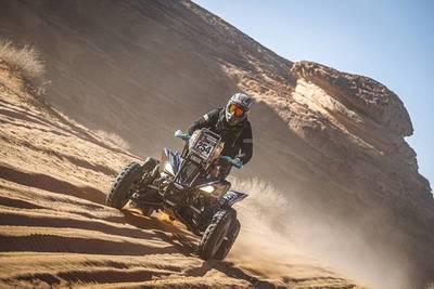 Dakar 2020: la armada paraguaya resiste pero pierde terreno respecto a los primeros lugares
