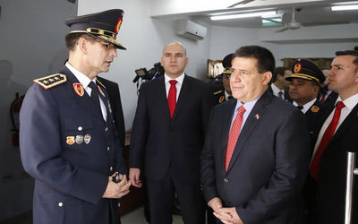 Justicia brasileña acepta denuncia contra Horacio Cartes