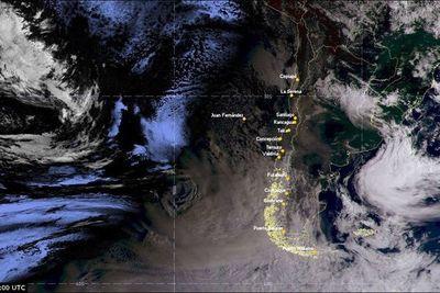 El humo seguirá llegando a Chile mientras las llamas sigan vivas en Australia