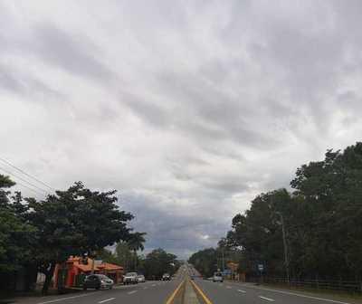 Precipitaciones dispersas con ocasionales tormentas eléctricas