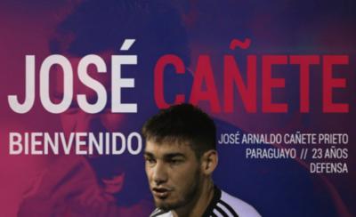 HOY / José Cañete pasa al Olimpia de Honduras