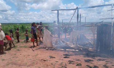 Anuncian desalojo en comunidad indígena de Pedro Juan Caballero