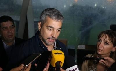 HOY / Abdo pide flexibilización al IPS y resalta que lucha contra dengue es causa nacional