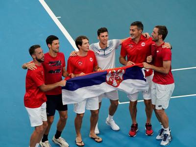 Serbia piensa en la venganza ante Rusia en la ATP Cup
