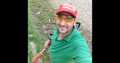 Ciudadano ofrece cortar pasto gratis después de enfermarse de dengue