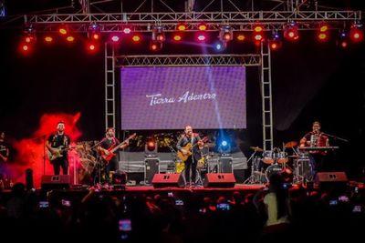 Tierra Adentro presentará un renovado repertorio en el Festival del Poncho