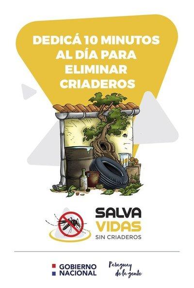 MITIC impulsa plan de comunicación en campaña contra el dengue