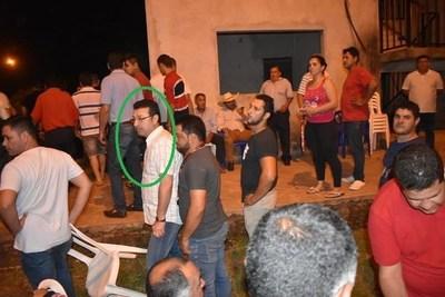 "Internismo de Añetete: Denuncian ""patoteada"" de diputado D'Ecclesiis en San Pedro"