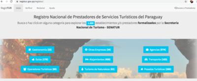 Senatur expone a empresas que no están habilitadas