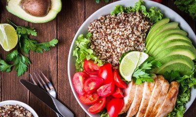 Una dieta variada para un organismo sano