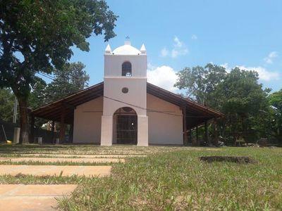 La Iglesia de Yabebyry renace en Misiones