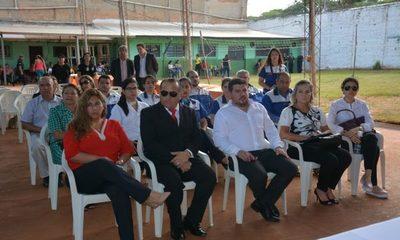 Habilitan nuevo sector industrial dentro del penal Juana María de Lara en CDE