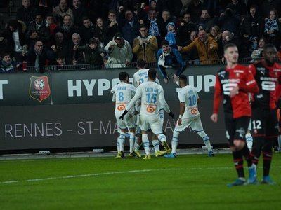 Olympique de Marsella gana y se acerca al PSG