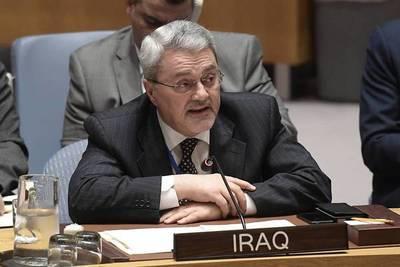 Irak pide a Naciones Unidas que condene ataques de EE.UU. e Irán en su territorio