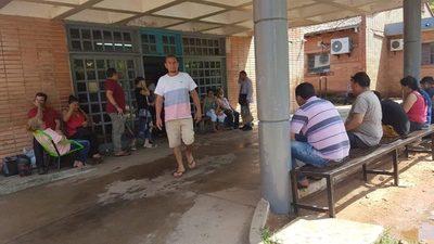 Hospital de Calle'i: Aumenta pacientes con síntomas de dengue