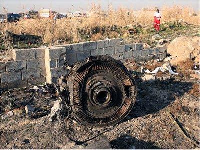 """Irán reconoce que derribó avión ucraniano debido a """"error humano"""""""