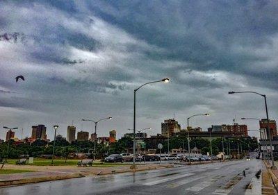 Anuncian lluvias para la tarde de sábado