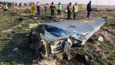 """Régimen iraní admite que derribó avión ucraniano por """"error humano"""""""