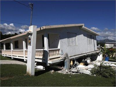 Un sismo de magnitud 6 sacude a Puerto Rico tras horas de varias réplicas