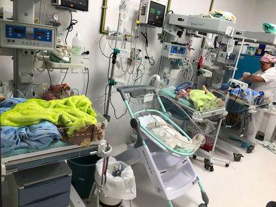 Colapsa atención a pacientes en el Materno Infantil San Pablo
