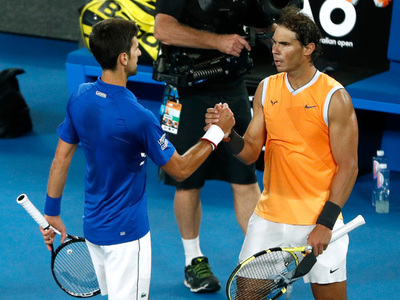 La ATP Cup depara el encuentro número 55 entre Nadal y Djokovic