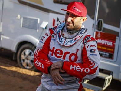 El portugués Paulo Gonçalves fallece durante la séptima etapa del rally Dakar