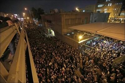 """Irán: estudiantes lideran protestas contra el régimen y exigen la renuncia del Ayatollah: """"El enemigo está adentro"""""""