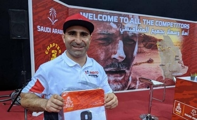 HOY / El portugués Paulo Gonçalves, la última víctima del Rally Dakar