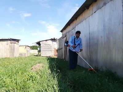 52 casos de dengue en Ñemby, municipalidad anuncia multas