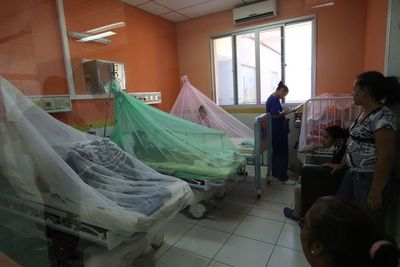 Caaguazú, Caazapá y Misiones, sin casos de dengue