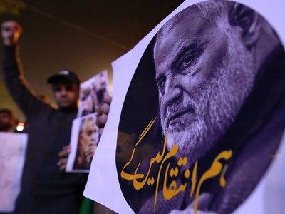 Pentágono admite no tener pruebas de que Soleimaní fuera a atacar 4 embajadas
