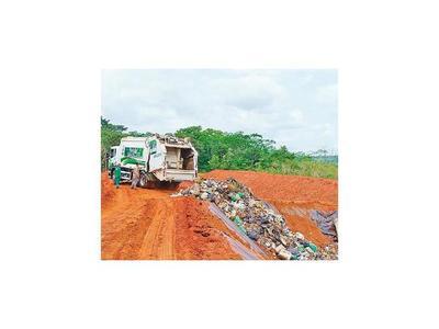 Conflicto por vertedero en Caaguazú