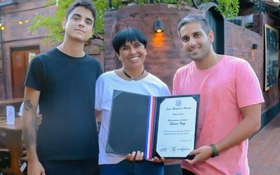 Galardonan al primer  Eco-Bar de Paraguay
