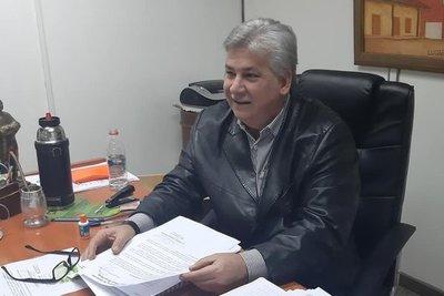 Orlando Fiorotto quiere ser precandidato a intendente de Asunción