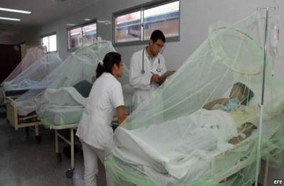 Pico máximo del dengue será entre febrero y marzo