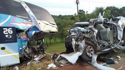 Cada año mueren más de mil personas en accidentes de tránsito