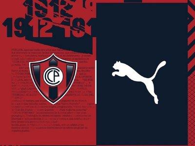 Fin del misterio: Así es la nueva camiseta de Cerro Porteño para el 2020