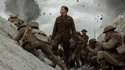El filme 1917 supera a Star Wars en taquilla
