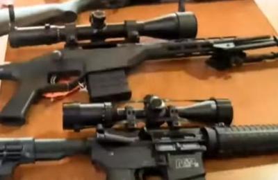 Ministerio Público devuelve armas incautadas en allanamiento