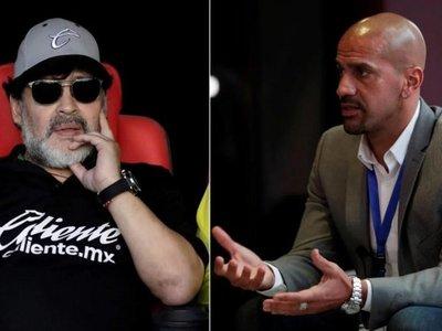 El deseo de la Brujita Verón para Maradona en Gimnasia