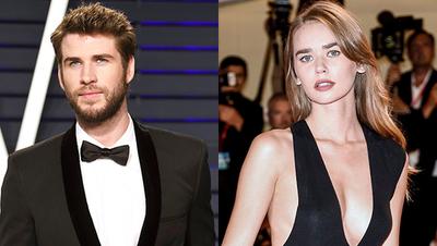 Liam Hemsworth confirma su relación con la modelo Gabriella Brooks