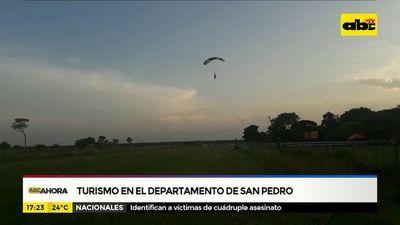 Turismo en el departamento de San Pedro