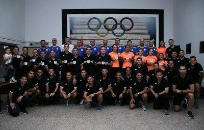 Los árbitros paraguayos de FIFA en el 2020