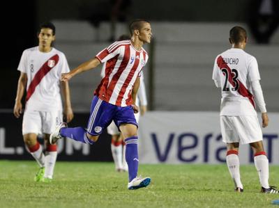 Luis Amarilla irá a la Major League Soccer