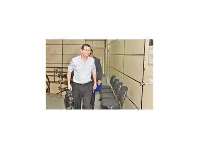 Caso Patrón: Lucas Mereles niega participación en lavado