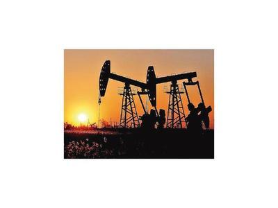 El petróleo sigue en baja al atenuarse la tensión en el Golfo
