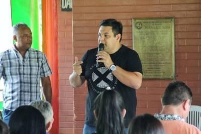 Teddy Mercado reaviva el FIL y no descarta apoyo del PLRA a Prieto