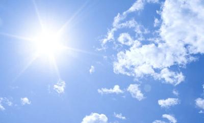 Tiempo caluroso e inestable para este martes